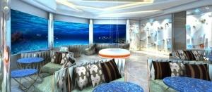 otel s podvodnym restoranom otkrylsya na maldivah Отель с подводным рестораном открылся на Мальдивах