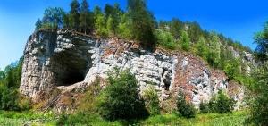 vhod v samuyu znamenituyu pesheru urala ogranichen Вход в самую знаменитую пещеру Урала ограничен