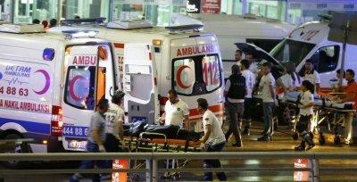 v aeroportu stambula podorvalis dva smertnika novost obnovlyaetsya В аэропорту Стамбула подорвались два смертника. Новость обновляется