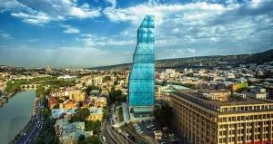 pervyi v gruzii semizvezdochnyi otel otkrylsya v tbilisi Первый в Грузии семизвездочный отель открылся в Тбилиси