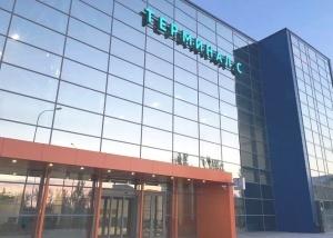 novyi terminal otkrylsya v aeroportu volgograda Новый терминал открылся в аэропорту Волгограда
