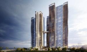 pyatizvezdochnyi otel neboskreb poyavitsya v danange Пятизвездочный отель небоскреб появится в Дананге