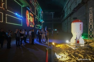 kitai otkryl dlya turistov sekretnyi yadernyi centr Китай открыл для туристов секретный ядерный центр