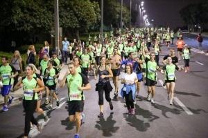 nochnoi zabeg proidet v tel avive Ночной забег пройдет в Тель Авиве