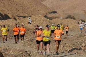 krupneishii mejdunarodnyi marafon v pustyne proidet v eilate Крупнейший международный марафон в пустыне пройдет в Эйлате