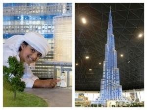 igrushechnyi rekord vysoty pobit v parke legolend v dubae Игрушечный рекорд высоты побит в парке «Леголенд» в Дубае