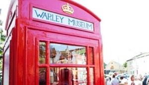 samyi malenkii v mire muzei otkrylsya v telefonnoi budke Самый маленький в мире музей открылся в телефонной будке