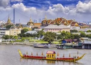 bolshoi korolevskii dvorec v bangkoke vnov prinimaet turistov Большой королевский дворец в Бангкоке вновь принимает туристов