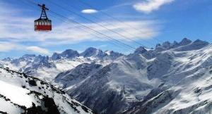 gornolyjnyi sezon na elbruse startoval besprecedentno rano Горнолыжный сезон на Эльбрусе стартовал беспрецедентно рано