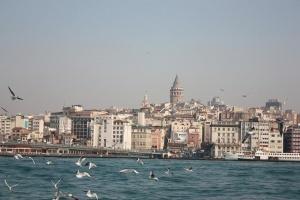chislo turistov v stambule sokratilos vpervye za 16 let Число туристов в Стамбуле сократилось впервые за 16 лет