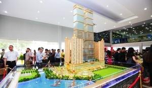kambodjiiskie bashni bliznecy stanut samymi vysokimi v mire Камбоджийские башни близнецы станут самыми высокими в мире