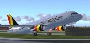 belgiya obzavelas novoi aviakompaniei Бельгия обзавелась новой авиакомпанией