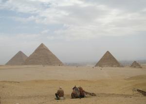 v egipte obnarujili novye piramidy В Египте обнаружили новые пирамиды