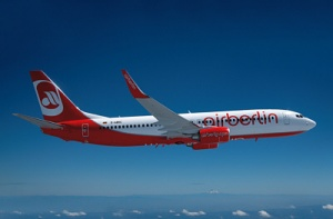 Air Berlin udostoilas nagrady Eco Aviation Award Air Berlin удостоилась награды Eco Aviation Award
