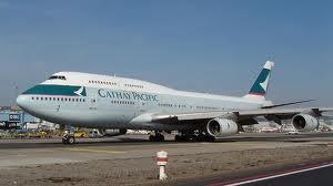 Cathay Pacific ustraivaet rasprodaju Cathay Pacific устраивает распродажу