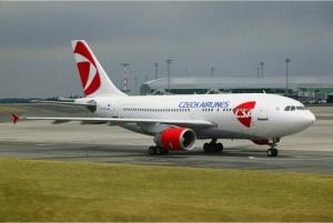 Czech Airlines rasprodaet bilety v evropeiskie goroda Czech Airlines распродает билеты в европейские города