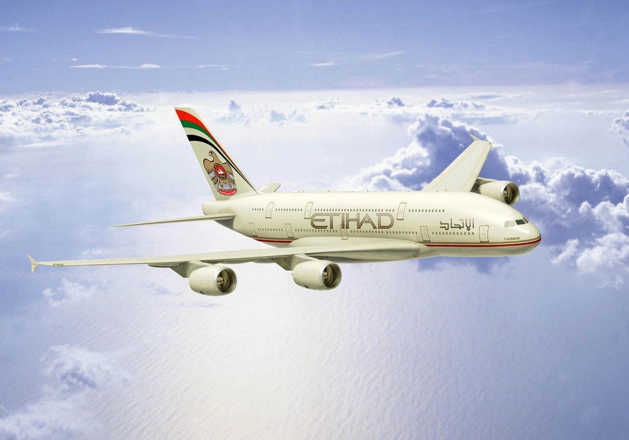 Etihad Airways bet rekord v pervom trimestre 2013 Etihad Airways бьет рекорд в первом триместре 2013