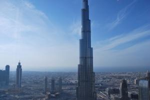 Google Street View vzobralsya na samyi vysokii v mire neboskreb v dubae Google Street View взобрался на самый высокий в мире небоскреб в Дубае