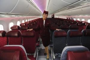 Qatar Airways obyazyvaet svoih styuardess zaprashivat razreshenie na zamujestvo Qatar Airways обязывает своих стюардесс запрашивать разрешение на замужество