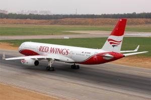Red Wings vnov priostanavlivaet polety Red Wings вновь приостанавливает полеты