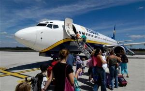 Ryanair poletit v ssha Ryanair полетит в США