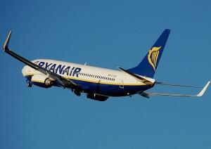 Ryanair запустит рейс из Санкт Петербурга в Дублин в апреле