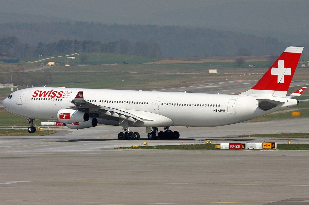 Swiss Air zapustil novyi marshrut v singapur Swiss Air запустил новый маршрут в Сингапур