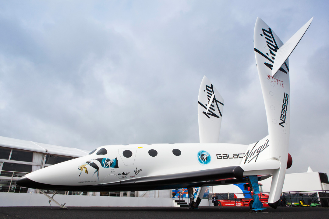 Virgin Galactic osushestvil pervyi test dvigatelya Virgin Galactic осуществил первый тест двигателя