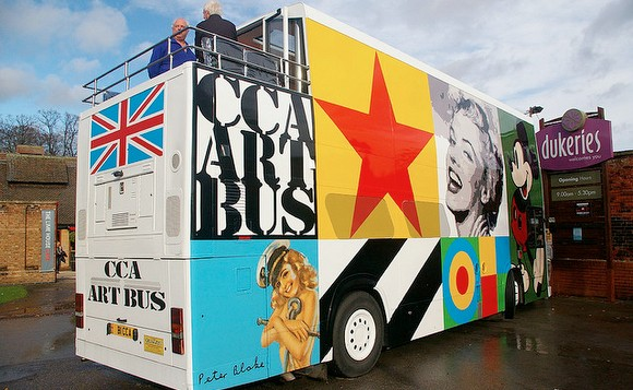 aeroport gatvik v londone stane ploshadkoi dlya sovremennogo iskusstva Аэропорт Гатвик в Лондоне стане площадкой для современного искусства