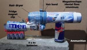 amerikanskii injener izgotovil bombu iz tovarov prodayushihsya v dyuti fri Американский инженер изготовил бомбу из товаров, продающихся в дьюти фри