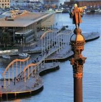 bashnya kolumb v barselone otkroetsya dlya posetitelei Башня Колумб в Барселоне откроется для посетителей