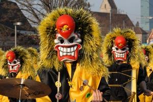 bazel priglashaet na ejegodnyi vesennii karnaval Базель приглашает на ежегодный весенний карнавал