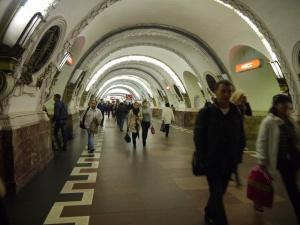 Бесплатный Wi Fi заработает на центральных станциях петербургского метро