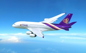 bolee 50 chelovek na bortu A380 Thai Airways postradali iz za turbulentnosti Более 50 человек на борту A380 Thai Airways пострадали из за турбулентности