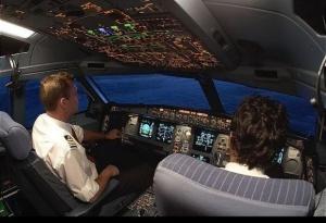 bolee poloviny britanskih pilotov zasypayut vo vremya reisov Более половины британских пилотов засыпают во время рейсов