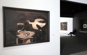 bolshoi dvorec v parije gotovit k otkrytiyu vystavku jorja braka Большой дворец в Париже готовит к открытию выставку Жоржа Брака