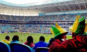 chempionat mira po futbolu v brazilii posetyat 600 tysyach inostrancev Чемпионат мира по футболу в Бразилии посетят 600 тысяч иностранцев