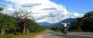 cherez vsyu afriku na velosipede irlandskii turist rasschityvaet za god peresech kontinent Через всю Африку на велосипеде: ирландский турист рассчитывает за год пересечь континент