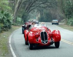 ejegodnyi probeg retro avtomobilei Mille Miglia proidet v italii Ежегодный пробег ретро автомобилей Mille Miglia пройдет в Италии