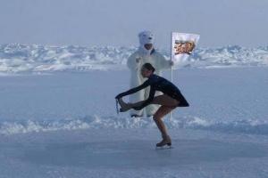 figurnoe katanie na severnom polyuse Фигурное катание на Северном полюсе