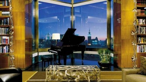 fotografii samogo dorogogo gostinichnogo nomera nyu iorka 3 Фотографии самого дорогого гостиничного номера Нью Йорка