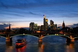 frankfurt priznan samym opasnym gorodom germanii Франкфурт признан самым опасным городом Германии