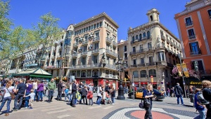 gazetnye kioski barselony osnastyat tochkami dostupa Wi Fi Газетные киоски Барселоны оснастят точками доступа Wi Fi