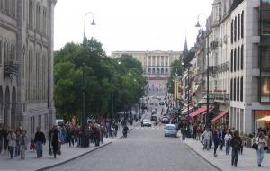 glavnaya ulica oslo stala peshehodnoi Главная улица Осло стала пешеходной