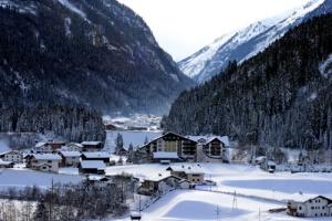 Горнолыжный сезон в Австрии продолжается