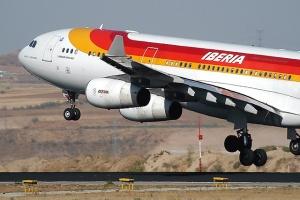 ispanskaya aviakompaniya Iberia nachala massovuyu zabastovku Испанская авиакомпания Iberia начала массовую забастовку