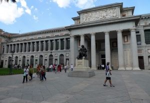iz muzeya prado ukrali pochti 900 eksponatov Из музея Прадо украли почти 900 экспонатов