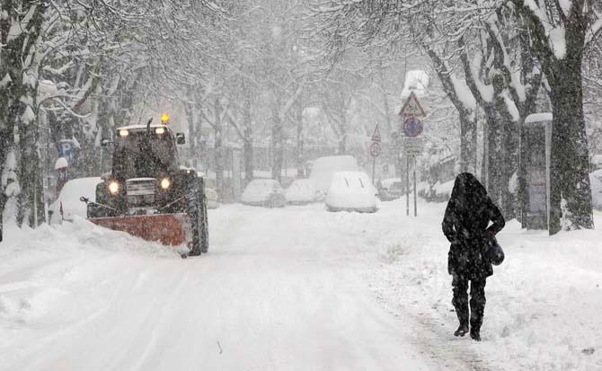iz za anomalnyh holodov v italii vvedeno chrezvychainoe polojenie Из за аномальных холодов в Италии введено чрезвычайное положение