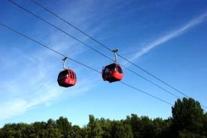 kanatnaya doroga stanet novym obshestvennym transportom v jeneve Канатная дорога станет новым общественным транспортом в Женеве