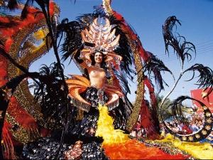 karnaval prihodit na kanarskie ostrova Карнавал приходит на Канарские острова